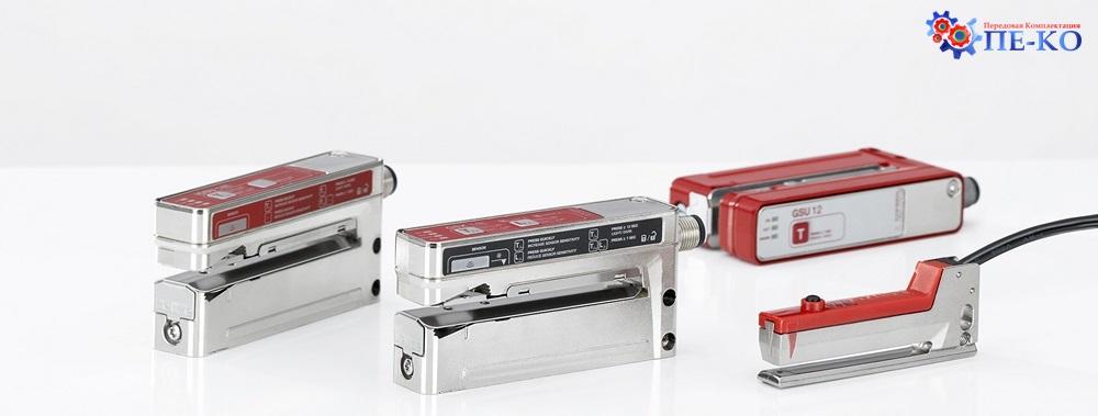 Щелевые датчики для этикетировочных машин Leuze