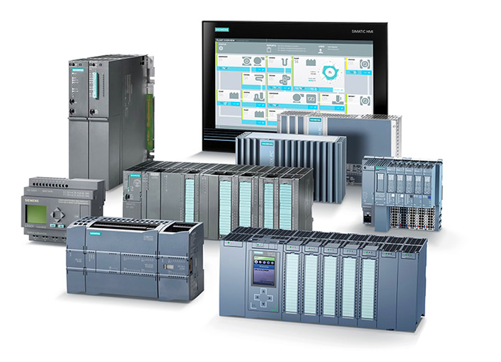 Промышленное оборудование Siemens