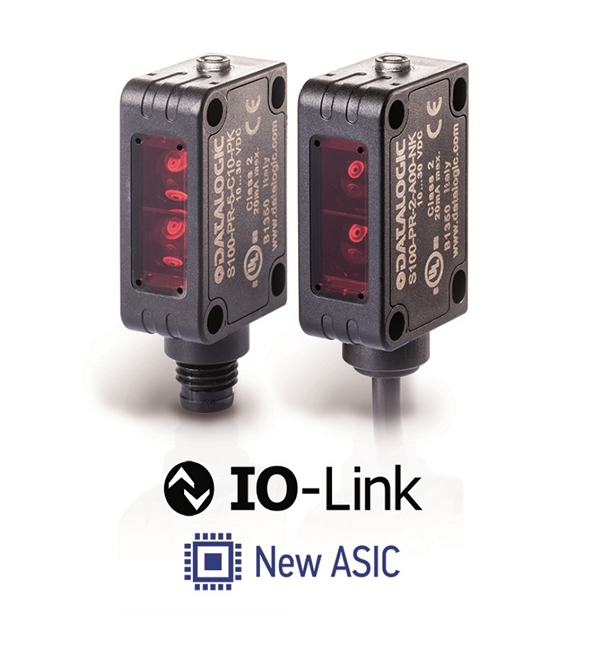 Оптический датчик Datalogic S100 IO-Link
